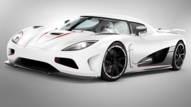 New Koenigsegg Agera R video and pictures