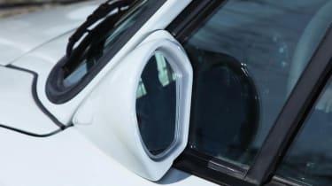 Porsche 911 2.7 RS conversion kit side mirror