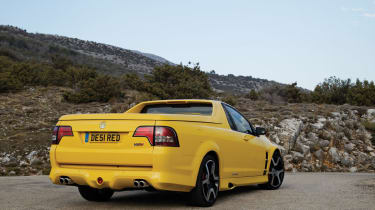 Driven: Vauxhall Maloo VXR8