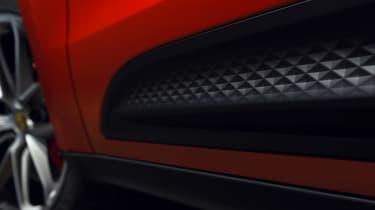 2021 Porsche Macan S – badge