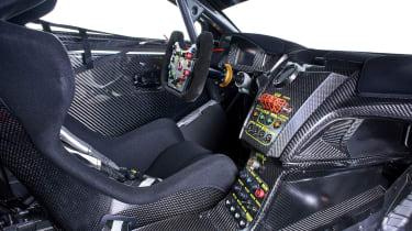 Honda NSX GT3 - Interior