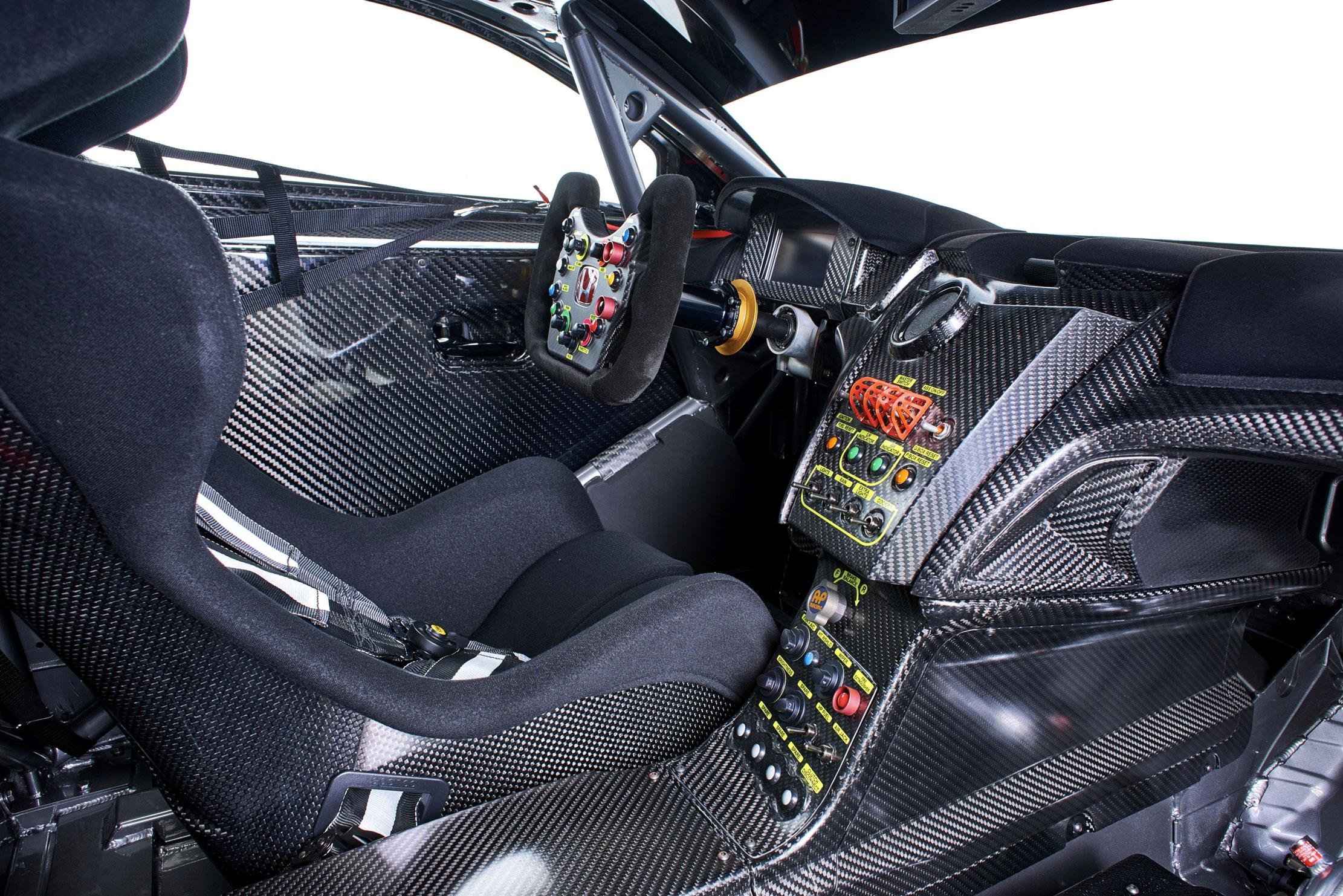 Honda Announces New Gt3 Nsx Race Car Evo