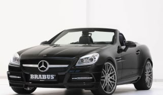 Brabus Mercedes-Benz SLK news and pictures