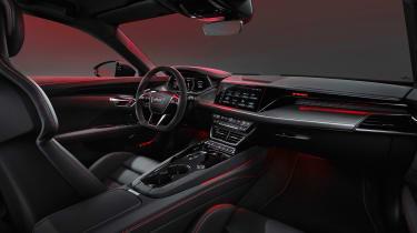 Audi RS e-tron GT - dash 2
