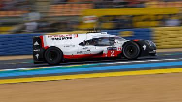 Le Mans test day 2017 - 919