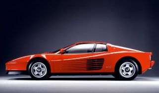 Ferrari Testarossa side strakes