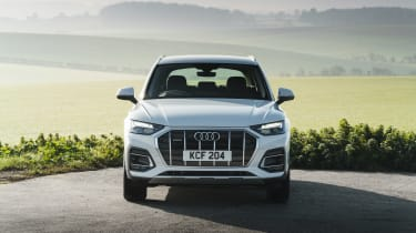 Audi Q5 2021 – nose