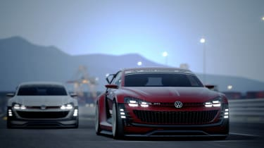 Volkswagen GTI Supersport Vision GT