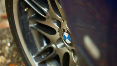 BMW E39 M5 wheel