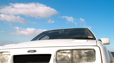 Ford Sierra RS Cosworth - Headlight