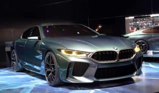 BMW M8 Concept - show quarter