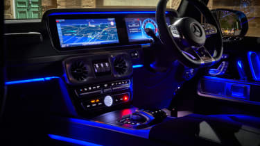 Mercedes-AMG G63 2018 UK dark