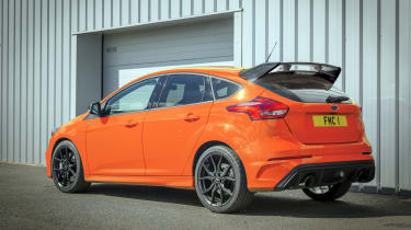 Ford Focus RS Heritage Edition - rear