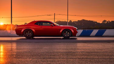 Dodge Demon profile