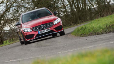 Mercedes-AMG C43 Saloon - Front