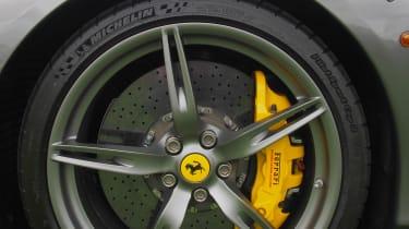 City Concours - Ferrari 458 Speciale