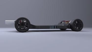 WAE electric platform - 3