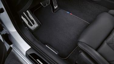 BMW M8 M Performance parts