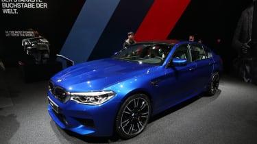 BMW M5 - Frankfurt motor show
