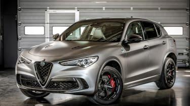 Alfa Romeo NRING Stelvio