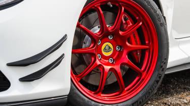 Lotus Exige 380 Cup - wheel