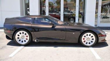 Alfa Romeo TZ3 Stradale side profile