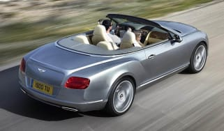 New Bentley Continental GTC