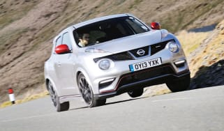 Nissan Juke Nismo RS announced