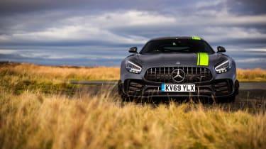 Mercedes-AMG GT R Pro - 2021 nose