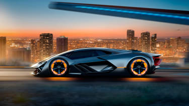 Lamborghini Terzo Millennio - gen