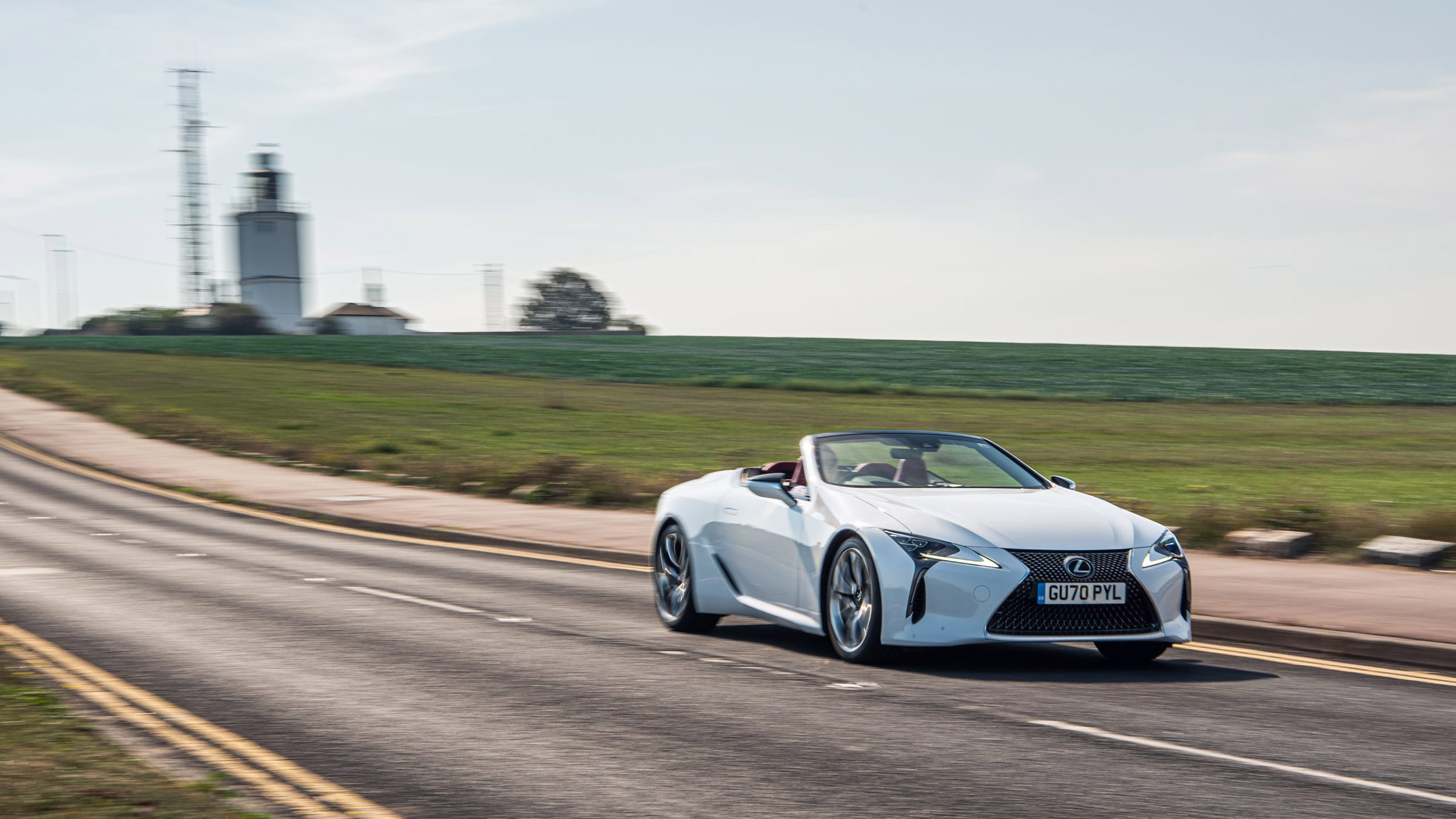 Lexus Lc500 Convertible 2020 Review Eccentric Cabriolet Is As Glamorous As It Looks Evo
