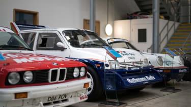 Aston Martin racing – Prodrive factory heritage cars