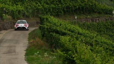 WRC Rally Germany - Toyota