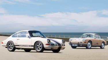 Project 50 Porsche 911: circuit tour