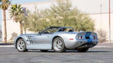 Shelby Series 1 – rear quarter