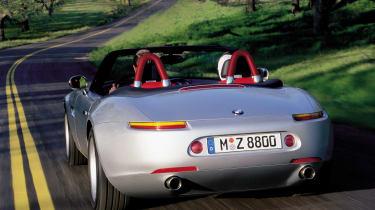 BMW Z8 – rear