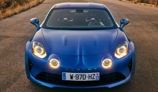 Alpine A110 - lights