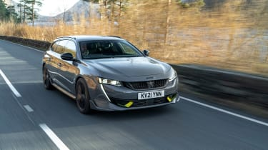 Peugeot 508 PSE – front tracking 2