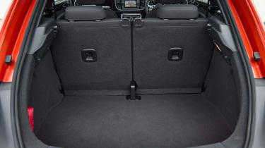 Volkswagen Beetle R-Line boot