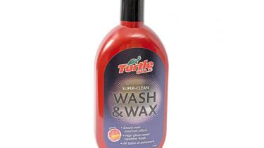 Turtle Wax Wash & Wax
