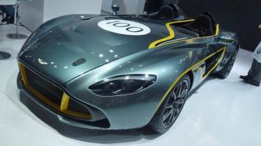 Aston Martin CC100: Frankfurt motor show 2013