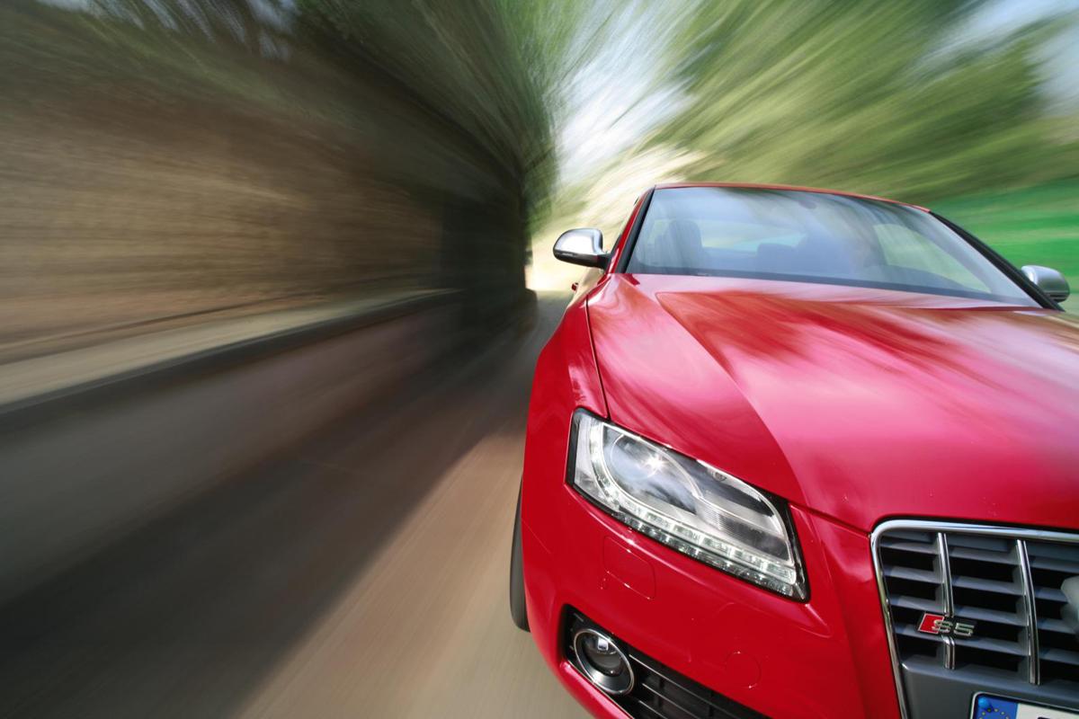 Audi S5 V8 Review Evo