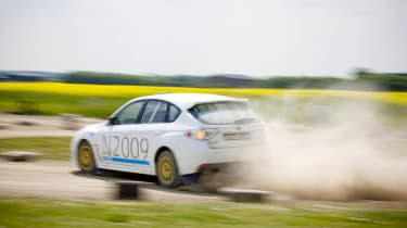 Subaru Prodrive Impreza N2009