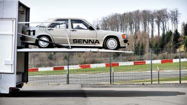 Mercedes-Benz 190E 2.3-16 raced by Ayrton Senna