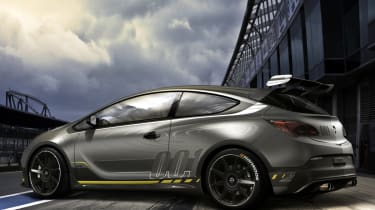 Vauxhall Astra VXR Extreme coming to Geneva