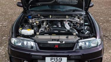 Nissan Nismo 400R – engine