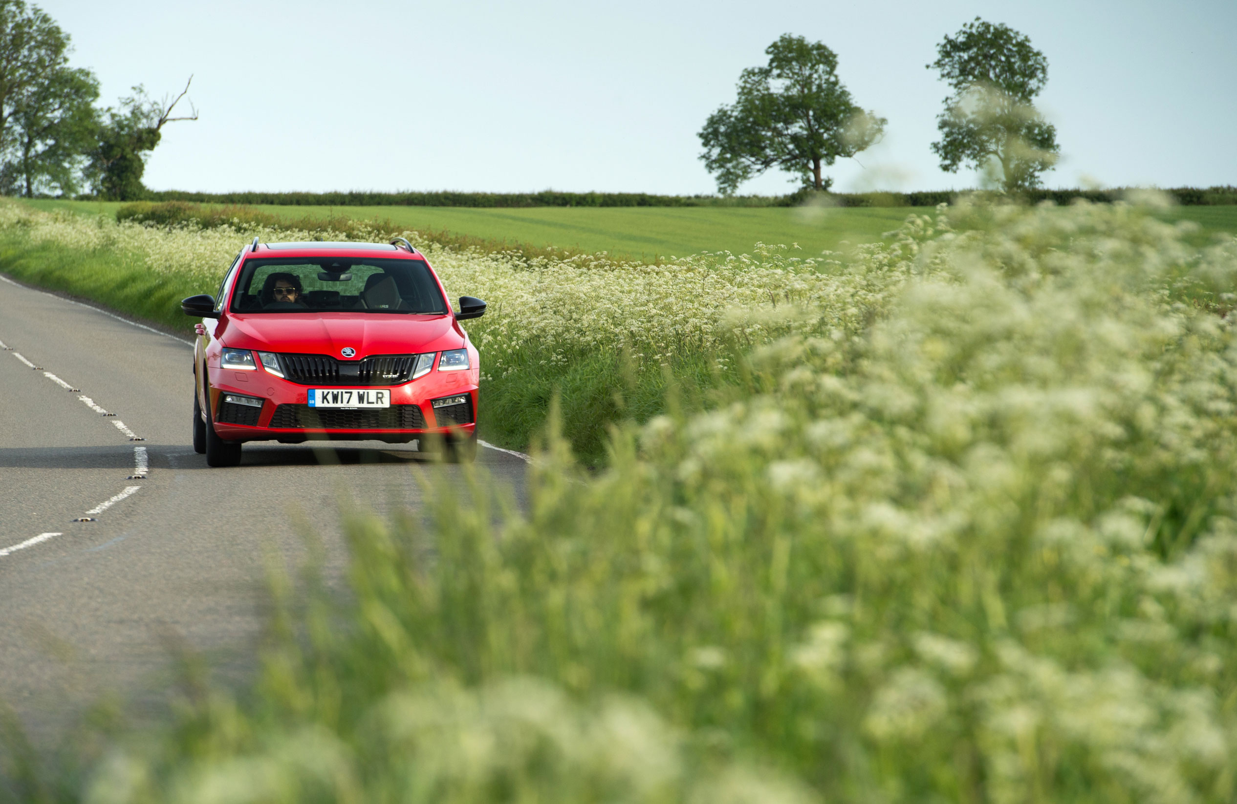 Skoda Octavia vRS Estate review – the perfect balance of practicality and  performance? | evo