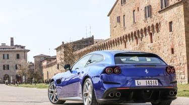 Ferrari GTC4 Lusso T - static rear