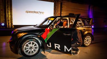 Speedmachine festival preview - Mikko Hirvonen, Mini Countryman