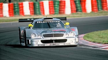 1997 Mercedes-Benz CLK-GTR AMG